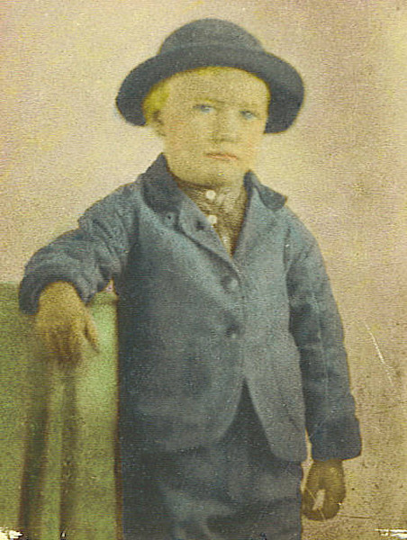 1. William 'Bud' Barrett was born in Hancock Co., TN but was only about three when they moved to Ozark Co, Missouri.