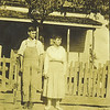 20. This also was with the Harris group of old photos, but it could be of some of the Tennessee kin who sent the picture to the Harris family in Texas, perhaps Beryl Walker, daughter of Lula (Docia's sister).
