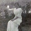 12. A great picture of lovely Orpha in 1914.