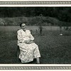 6b. A smiling Lula, probably in her front yard in McNairy County, TN