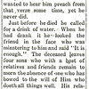 3. A newspaper memorial for William R, Pyron.