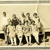 6i. Probably Jim at left with sisters and a buddy. He had 7 sisters, one of whom died at age 10 in 1914.