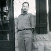 6f. More photos from Jacob: His granddad Jim Walker, Lula's son. See the lady in the door at left? Who dat?