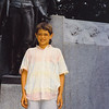 6. My son Jeremiah at the same monument about 1990.