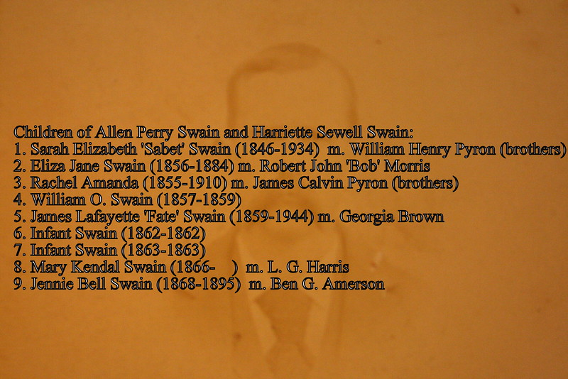 0. I thought it might be a little easier to follow the names and photos with this listing of Allen's children.