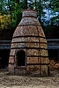 <center>Kiln  <br>No, it's not a giant beehive.  This is a brick oven kiln used to fire pottery. <br><br>Old Sturbridge Village - 16 October, 2011<br>Rhode Island Brunch Bunch Meetup Group</center>