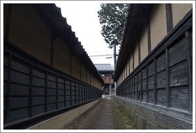 Jinya Kouji.  (Daimyo Inn Alley)