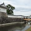 Brand new bridge at Odawara castle