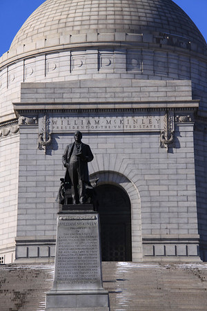 The McKinley National Memorial