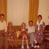 Trevor, Colleen's mum, Tricia, Glen, Colleen
