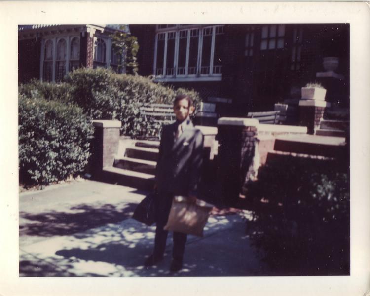 Me @ 1712 President Street