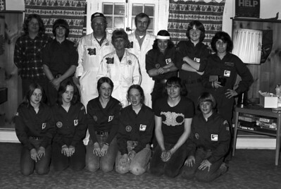 Olive First Aid Unit  / Explorer Post 63 (1974)