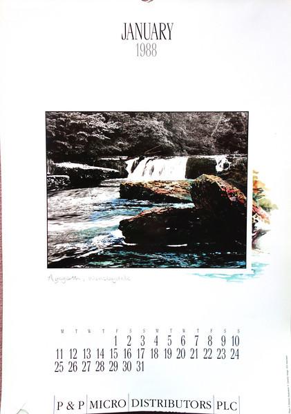P&P Calendar 1988 002
