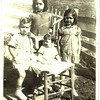 19. An earlier picture of Jannis and her siblings, prior to losing their dad.