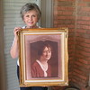 JoJo's picture, held by one of her granddaughters Pam Cutshall Pyron.