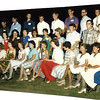 2. We reunioned at Humboldt Country Club and gathered on the lawn out front for a group photo.