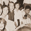 13. A pretty bunch of girls. From left front, Gail Henley, Susan Lewis, Terry Walls, Marynell Turner, and Ellis twin, Brenda Lewis and Sarah Tritt.