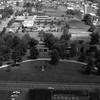 12. This pic of Bailey Park came from a facebook posting. Brown Shoe factory is at the bottom of the photo, and the old band pavilion is at the center of the pic. I think it was torn down in the early 1950s.