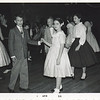 4. A 1958 dance at the War Memorial Bldg. Nancy Nelson and I are in front and Andy Thompson and Nancy McGee are behind us.