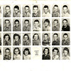 5. Betty Clanton sent me these two class pictures and the names.