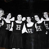 14. Cheerleaders in 1965, from left, Cathey Mitchell, Brenda Lewis, Kitty Ann Northcott, Jackie Bailey, Linda Morris and Jeanne Jones.