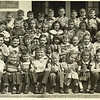 10. Mom saved this picture of my first grade class with Mrs. Rogers.