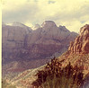 14. Zion National Park looks something like the Grand Canyon, except it's in another state. Utah, I think.