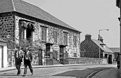 Oakshaw, Gaelic Chapel