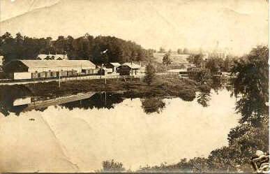 Bondsville (Palmer) RR Station