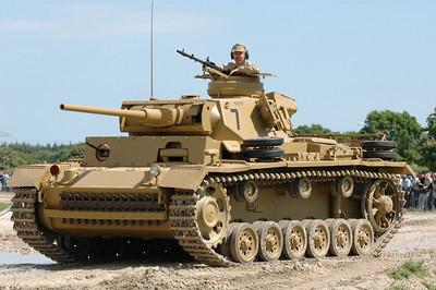 Panzer III - Bovington