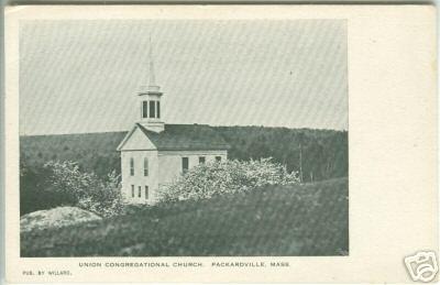 Packardville (Pelham) Church