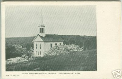 Packardville (Pelham) Church