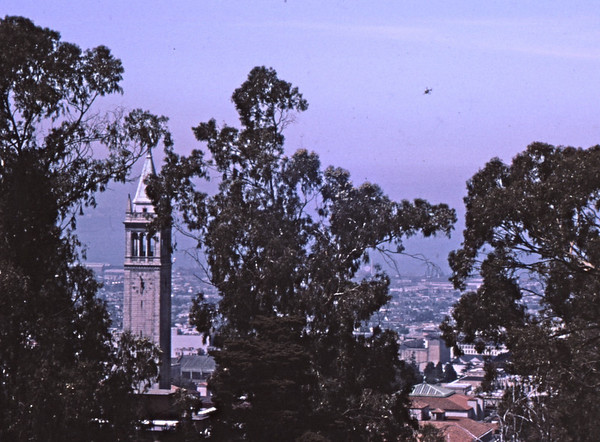 3*Tue, May 20, 1969<br /> *People: <br /> Subject: helicopter high over campus<br /> *Place: from LBL<br /> Activity: ppp<br /> Comments: that's when I became radical