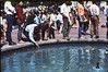3*Thu, May 15, 1969<br /> *People: on lookers<br /> Subject: Ludwig's Fountain<br /> *Place: Sproul Plaza<br /> Activity: ppp<br /> Comments: water for bandana filter