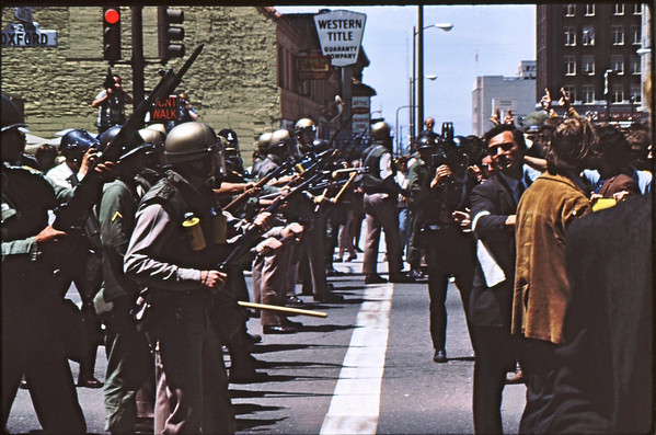 4*Tue, May 20, 1969<br /> *People: cops, protesters<br /> Subject: action<br /> *Place: Oxford / Center<br /> Activity: ppp<br /> Comments:
