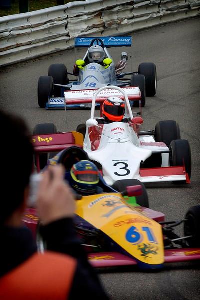 Formule Toyota klasse Autospeedway Posterholt