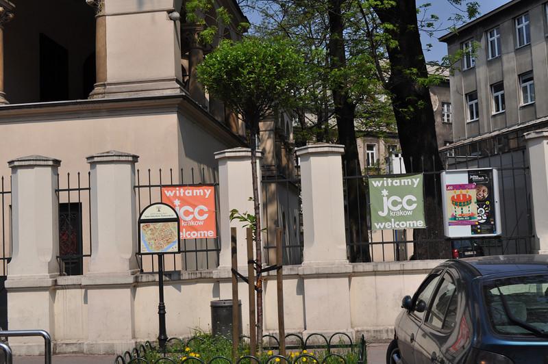 The JCC in Krakow