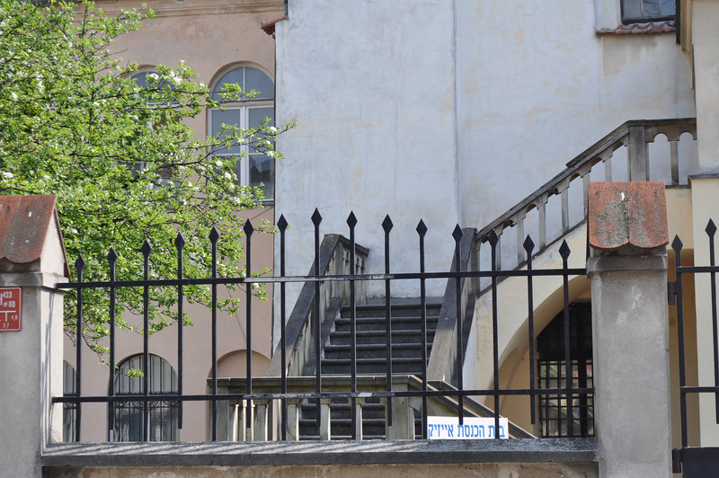 """The """"Isaac"""" synagogue in Krakow: <a href=""""http://www.krakow-info.com/synagogs.htm"""">http://www.krakow-info.com/synagogs.htm</a>"""