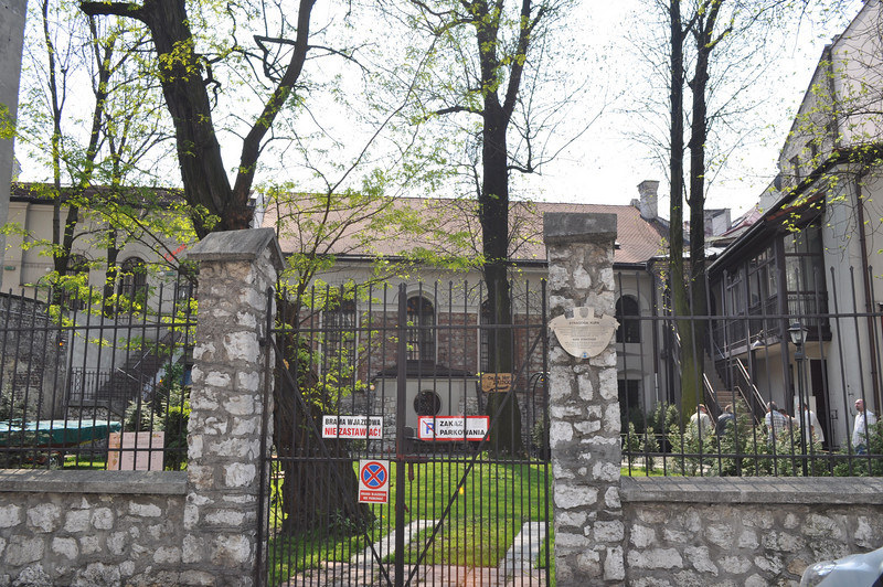 """The Kupa synagogue:<br /> <a href=""""http://www.krakow-info.com/synagogs.htm"""">http://www.krakow-info.com/synagogs.htm</a>"""
