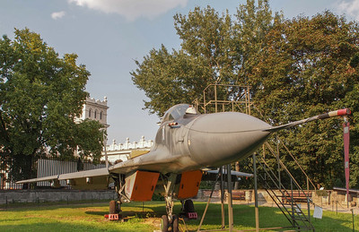Polish Army Museum. Photo: Martin Bager.