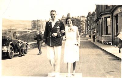 Port Erin Promenade 1930s 1