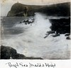 Port Erin Bradda Head Rough Seas 1912