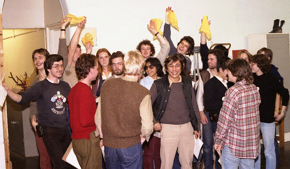 Student Architects Council 1980 in Hull