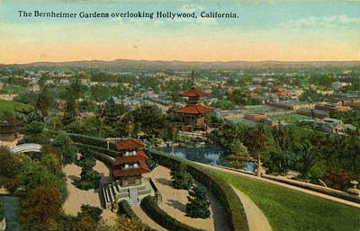 View from Bernheimer Gardens