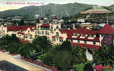 Hotel Hollywood with Bernheimer Residence