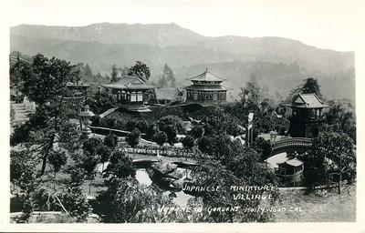 Japanese Minature Village
