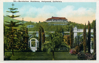 Bernheimer Residence on Hill