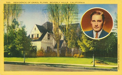 Errol Flynn House