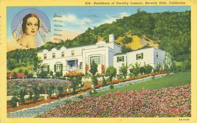 Dorothy Lamour House
