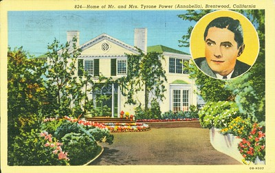 Home of Tyrone Power